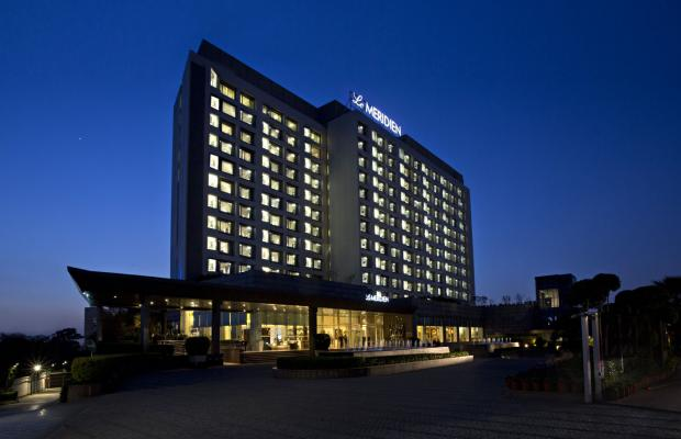 фотографии отеля Le Meridien Gurgaon, Delhi NCR (ex. Pullman Gurgaon Central Park) изображение №47