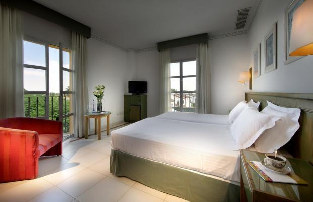 фотографии отеля Exe Gran Hotel Solucar изображение №15