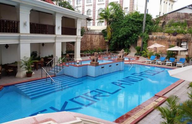 фото отеля Angkorland Hotel Siem Reap изображение №1
