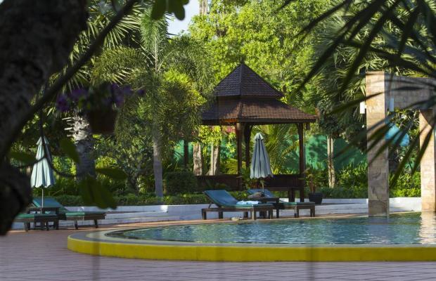 фотографии отеля Pacific Hotel & Spa изображение №3