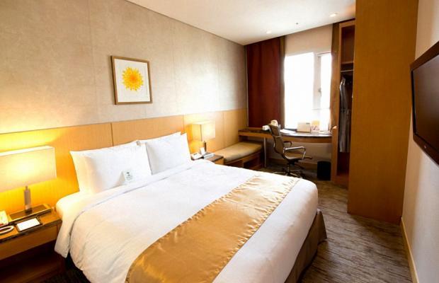 фотографии отеля Stanford Hotel Seoul изображение №43