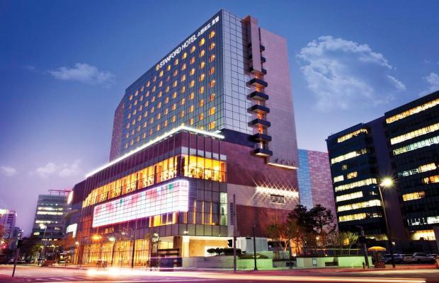 фото Stanford Hotel Seoul изображение №34