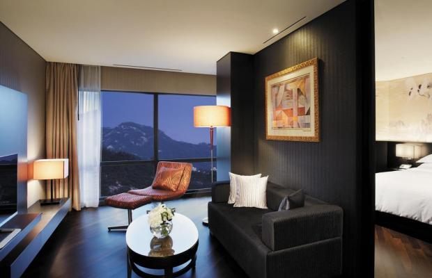 фото отеля Grand Hilton Seoul изображение №9