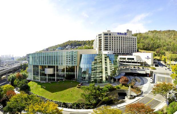 фото отеля Grand Hilton Seoul изображение №1