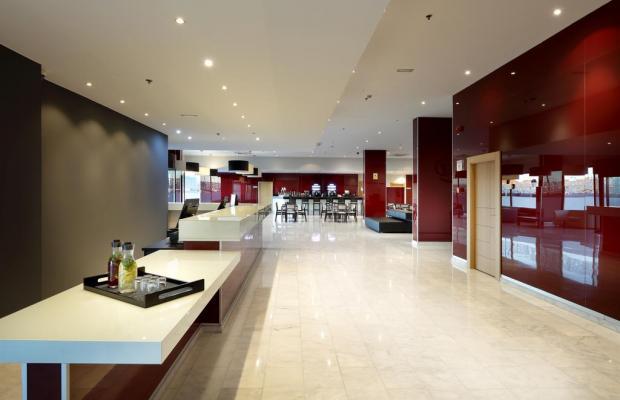 фотографии отеля Eurostars Zaragoza (ex. Husa Puerta de Zaragoza) изображение №19