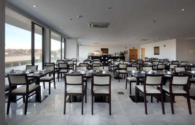 фотографии отеля Eurostars Zaragoza (ex. Husa Puerta de Zaragoza) изображение №3