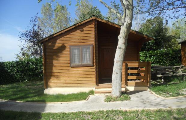 фото отеля Camping Rural Fuente de Piedra изображение №1