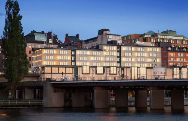 фотографии отеля Hilton Stockholm Slussen изображение №59
