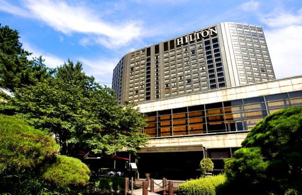 фото отеля Millennium Seoul Hilton изображение №1