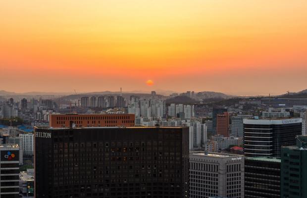 фотографии отеля Millennium Seoul Hilton изображение №15