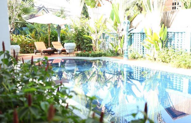 фото отеля Frangipani Green Garden Hotel and Spa изображение №33