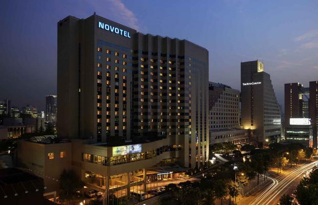 фото отеля Novotel Ambassador Seoul Gangnam Hotel изображение №1