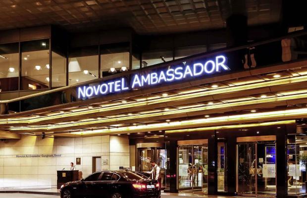 фото Novotel Ambassador Seoul Gangnam Hotel изображение №18