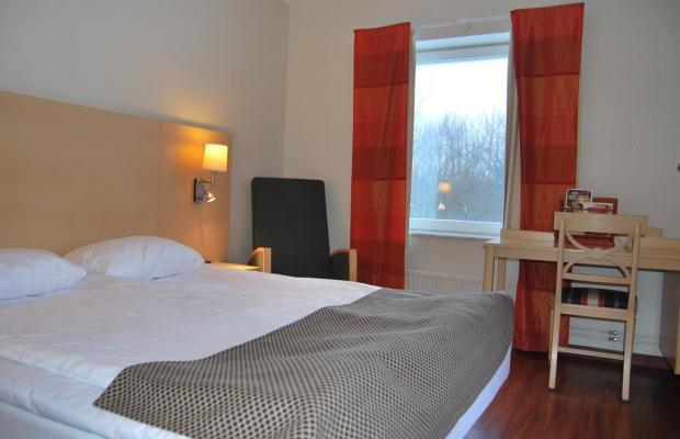 фотографии отеля Scandic Hotel Star Lund изображение №11
