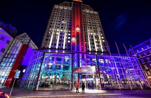 фотографии отеля Scandic Triangeln (ех. Hilton Malmo City) изображение №39
