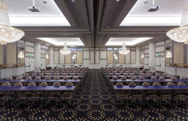 фото отеля Scandic Triangeln (ех. Hilton Malmo City) изображение №9
