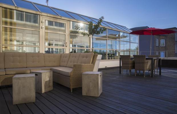 фотографии отеля Quality Hotel Airport Dan изображение №19