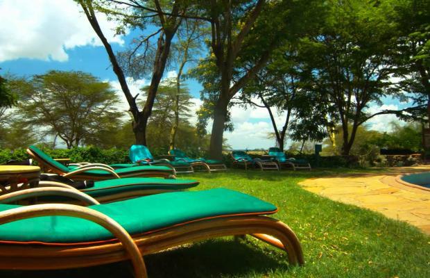 фотографии отеля Amboseli Serena Safari Lodge изображение №7