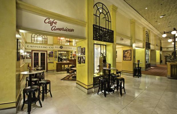 фотографии отеля Nairobi Hilton изображение №15