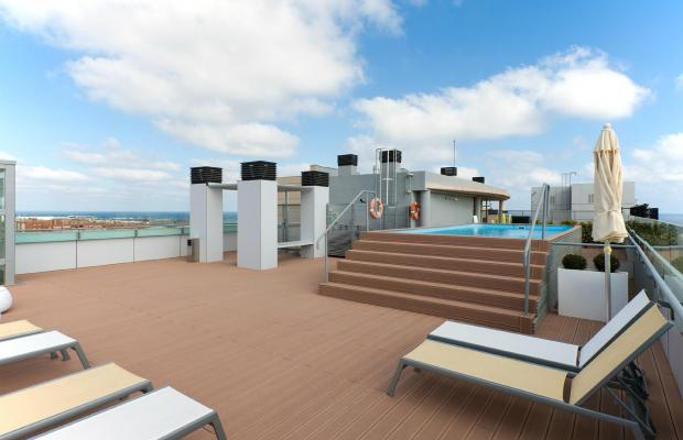 фотографии отеля NH Alicante изображение №7