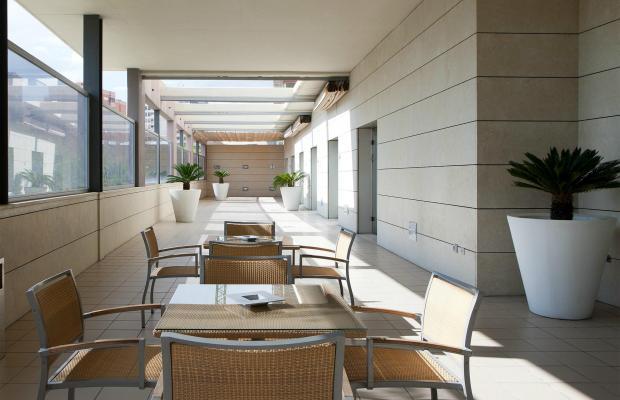 фотографии отеля NH Alicante изображение №3