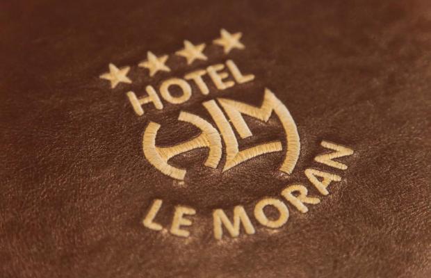 фотографии отеля Hotel Le Moran изображение №19