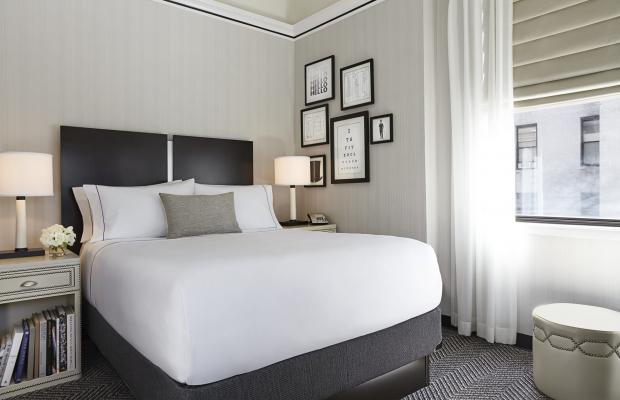 фотографии отеля The Gregory Hotel (ex. Comfort Inn Manhattan) изображение №7