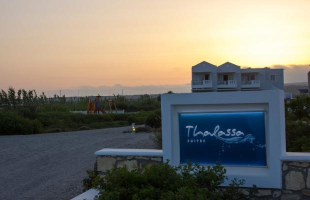 фотографии отеля Thalassa Luxury Suites изображение №23
