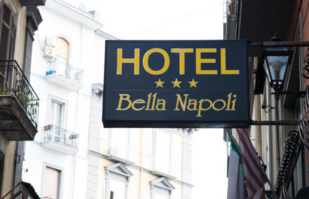 фото Hotel Bella Napoli (ex. De la Ville; Delle Nazioni) изображение №6