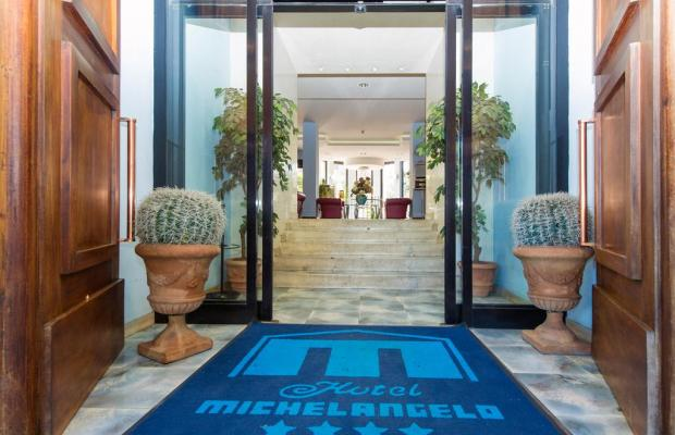 фотографии отеля Hotel Michelangelo Palace изображение №15