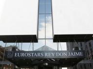 Eurostars Rey Don Jaime (ex. Beatriz Rey Don Jaime), 4*