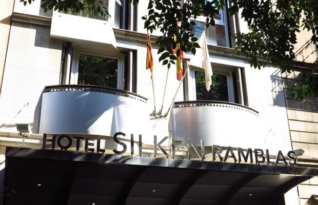фото отеля Silken Ramblas Barcelona (ex. Ambassador Barcelona) изображение №1