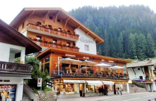 фотографии отеля Pension Europa a Selva di Val Gardena изображение №15