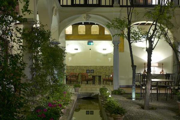 фото отеля Parador de Granada изображение №25
