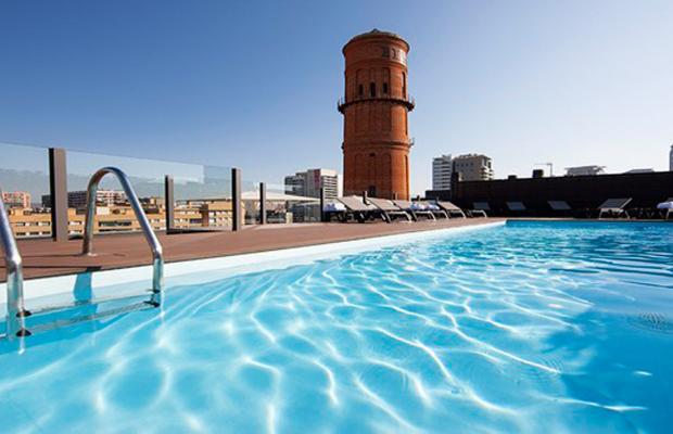 фото отеля Attica 21 Barcelona Mar (ex. Husa Barcelona Mar) изображение №33