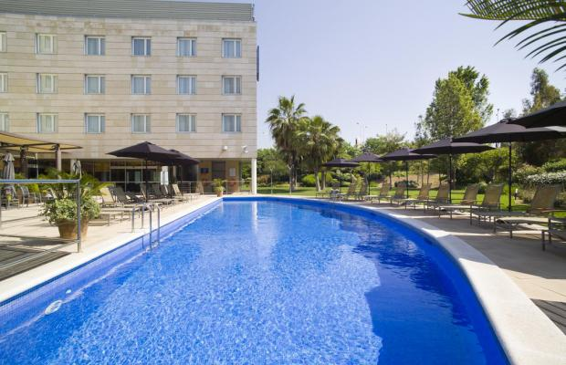 фото отеля Novotel Barcelona Cornella изображение №1