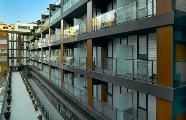 фотографии Aparthotel BCN Montjuic изображение №4