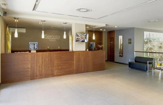 фотографии отеля Sercotel Barcelona Gate Hotel (ex. Husa Via Barcelona) изображение №7