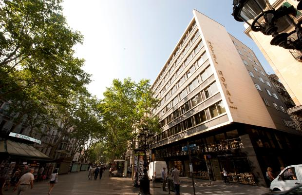 фотографии отеля Royal Ramblas изображение №15