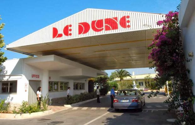 фото отеля Villaggio Turistico Le Dune Oasi Resort изображение №17