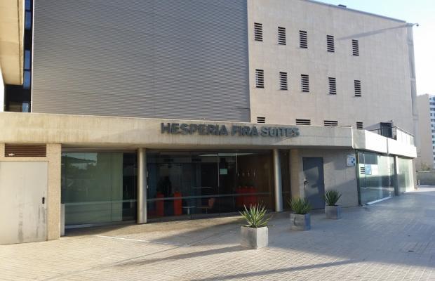 фотографии отеля Hotel Hesperia Fira Suites изображение №3