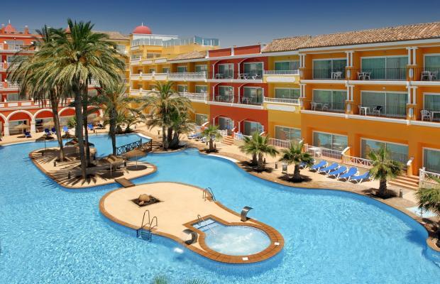 фотографии Hotel Mediterraneo Park изображение №4