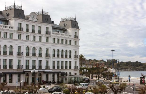 фото отеля Gran Hotel Sardinero изображение №1