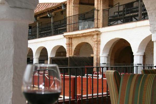 фотографии отеля Plaza de Toros de Almaden изображение №7