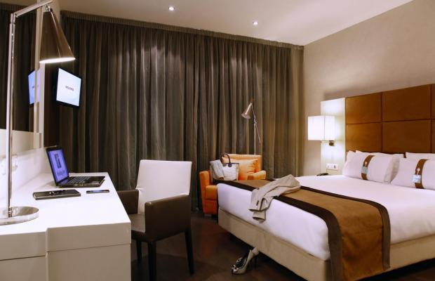 фотографии отеля Holiday Inn Madrid - Las Tablas (ex. High Tech Nueva Castellana) изображение №15