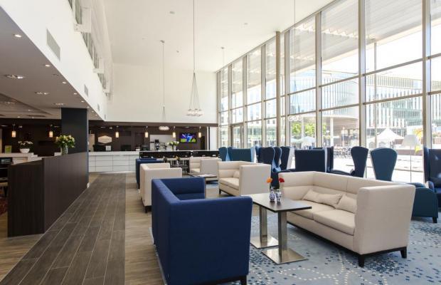 фото Hampton by Hilton Hotel Amsterdam / Arena Boulevard изображение №6