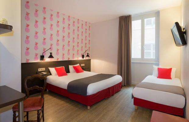 фото Best Western Hotel Marseille Bourse Vieux Port by Happyculture (ex. Quality Hotel Marseille Vieux Port) изображение №30