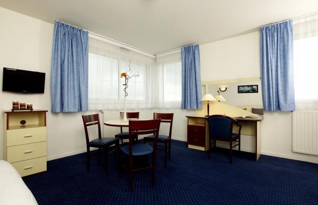 фотографии отеля Appart'City Rennes Beauregard изображение №7