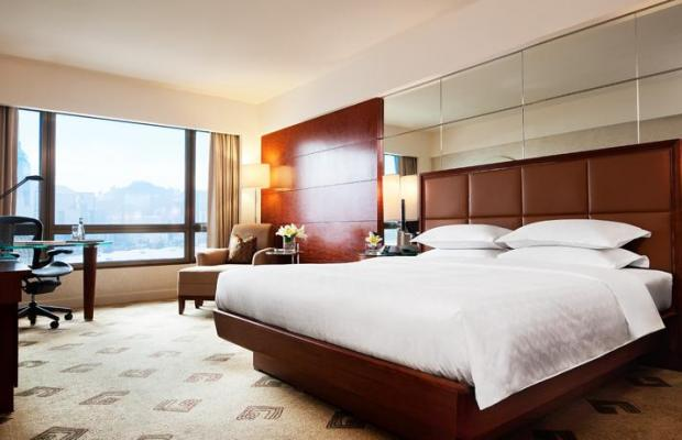 фотографии Sheraton Hong Kong Hotel & Towers изображение №28
