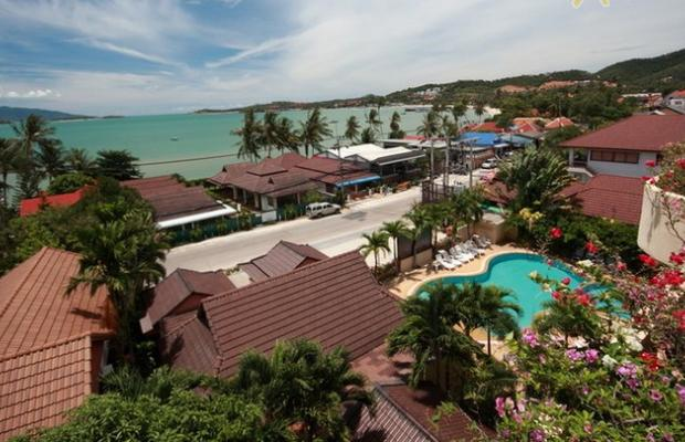 фотографии отеля First Sea View (ex. Beach House Samui Hotel) изображение №31